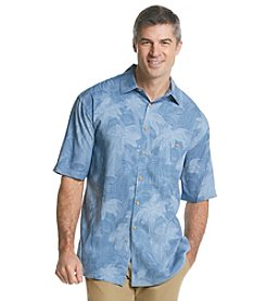 Paradise Collection® Men's Short Sleeve Button Down