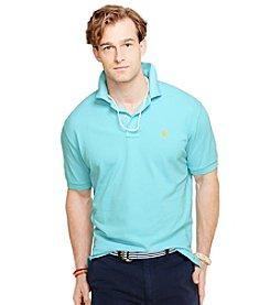 Polo Ralph Lauren® Men's Short Sleeve Classic Basic Mesh Polo