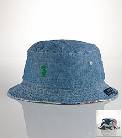 Polo Ralph Lauren® Men's Patio Bucket Hat