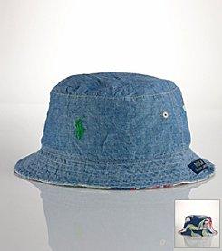 Polo Ralph Lauren® Men's Patio Bucket Hat