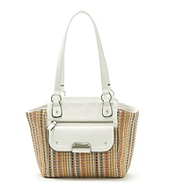 Stone Mountain® Confetti Stripe Shopper