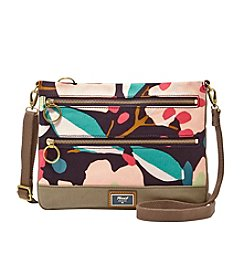 Fossil® Passport Top Zip Crossbody