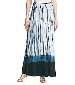 Relativity® Tie Dye Maxi Skirt