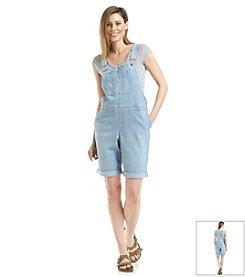Gloria Vanderbilt® Stripe Overalls