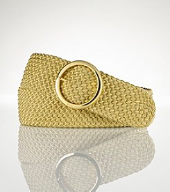 Lauren Ralph Lauren Classic Ring Belt