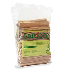 UniFlame® 4-lbs. Fatwood in Poly Bag