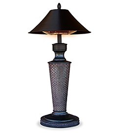 UniFlame® Vacation Day Table Lamp Electric Heater