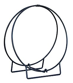 UniFlame® Black Log Hoop