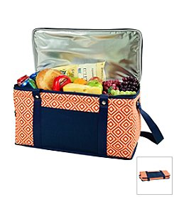 Picnic at Ascot Diamond Collection XL Collapsible Trunk Cooler