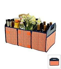 Picnic at Ascot Diamond Collection Trunk Organizer