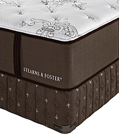 Stearns & Foster® Tandridge Plush Mattress & Box Spring Set