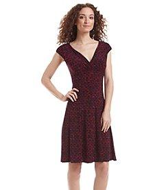 Lauren Ralph Lauren® Circle Print Dress