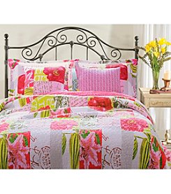Greenland Home® Love Letters 5-pc. Bonus Quilt Set