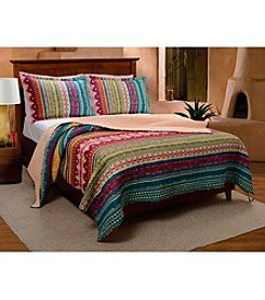 Greenland Home® Southwest 3-pc. Quilt Set