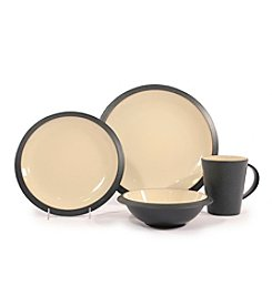 Baum Angled Ivory 16-pc. Dinnerware Set