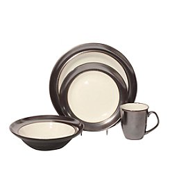 Baum Stellar Ivory 16-pc. Dinnerware Set