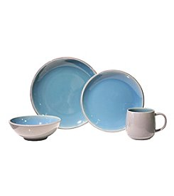 Baum Mercer Blue 16-pc. Dinnerware Set