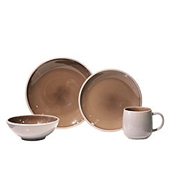 Baum Mercer Mushroom 16-pc. Dinnerware Set