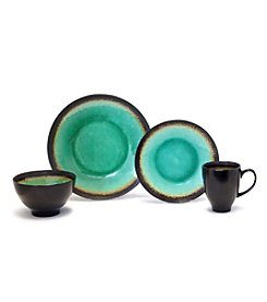 Baum Galaxy Coupe Jade 16-pc. Dinnerware Set