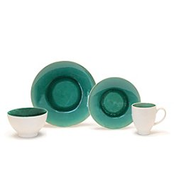 Baum Max Jade 16-pc. Dinnerware Set