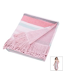 Linum Home Textiles Amalfi Pestemal Beach Towel