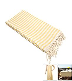 Linum Home Textiles Fun in the Sun Pestemal Beach Towel