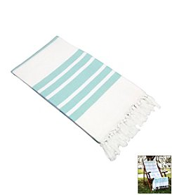 Linum Home Textiles Herringbone Pestemal Beach Towel