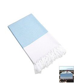Linum Home Textiles Stripy Pestemal Beach Towel