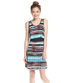 Kensie® Painted Streaks Dress