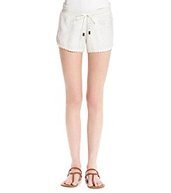 Hippie Laundry Crochet Soft Shorts