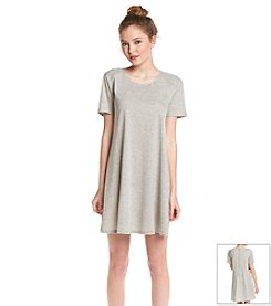 Olive & Oak Outfitters® Knit Shirt Dress