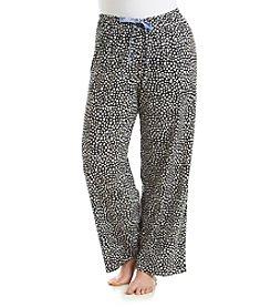 HUE® Plus Size Plus Lounge Pants