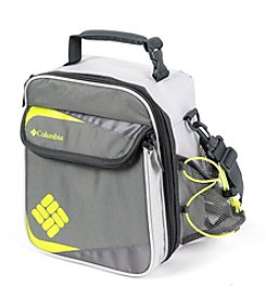 Columbia Superior Summit Gray Expandable Lunch Pack