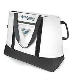 Columbia PFG Perfect Cast White Ultimate Thermal Tote