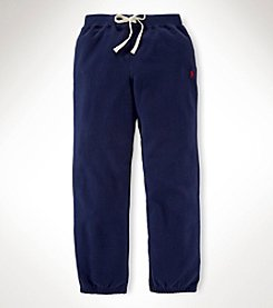 Ralph Lauren Childrenswear Boys' 2T-20 Fleece Pants