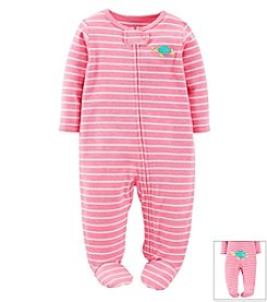 Carter's® Baby Girls' Happy Turtle Footie