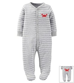 Carter's® Baby Boys' Happy Crabby Footie