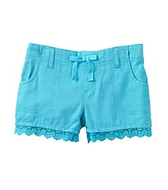 Jessica Simpson Girls' 7-16 Bitsy Lace Utility Shorts