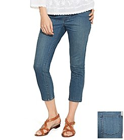 Lauren Jeans Co.® Cropped Stretch-Denim Legging