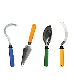 The Earthly Way, Inc. Garden Works Comfort Grip Tool Combo