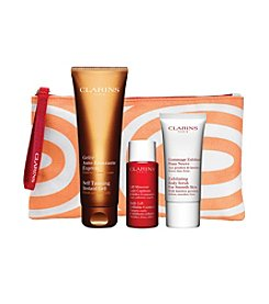 Clarins Instant Gel Tan Gift Set (A $52 Value)