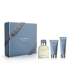 Dolce & Gabbana Light Blue For Men Gift Set (A $126 Value)