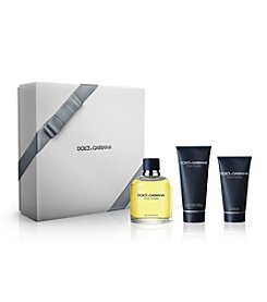Dolce & Gabbana® Pour Homme Gift Set ( A $137 Value)