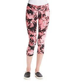 Calvin Klein Performance Printed Crop Tight Leggings