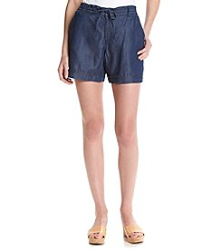 Gloria Vanderbilt Molly Solid Soft Short