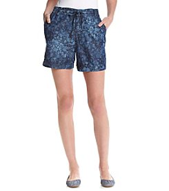 Gloria Vanderbilt® Molly Floral Soft Short