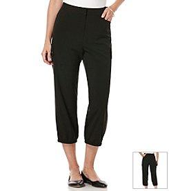 Rafaella® Cropped Pant
