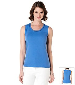 Rafaella® Sleeveless Top