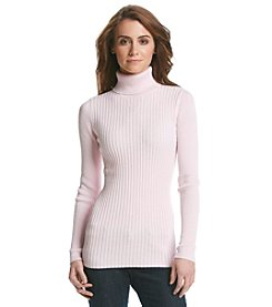 Ruff Hewn Ribbed Turtleneck Sweater