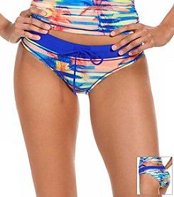 Reebok® Trestles Contrast Bikini Bottom